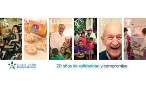 20 años de la fundación