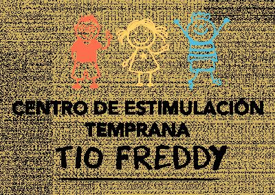 Inauguración del Centro de Estimulación Temprana Tío Freddy