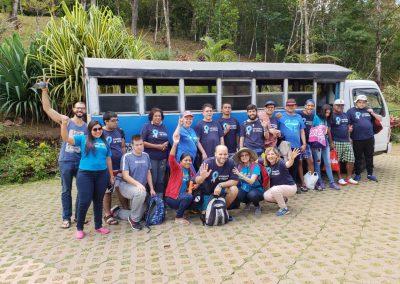 Campamento de Fundación Soy Capaz