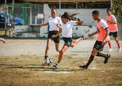 Fútbol con Corazón: goles que cambian el mundo en Juan Díaz