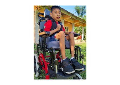 Trabajando por las personas con discapacidad
