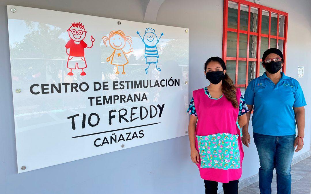 Visita al Centro de Estimulación Temprana Tío Freddy