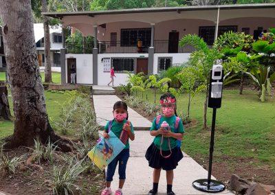 Iniciamos terapias de refuerzo en la Escuela San Pedro Nolasco