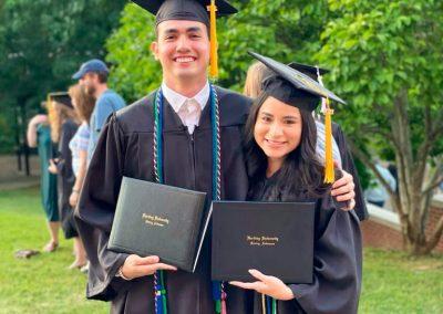 ¡Felicidades a los nuevos graduandos!