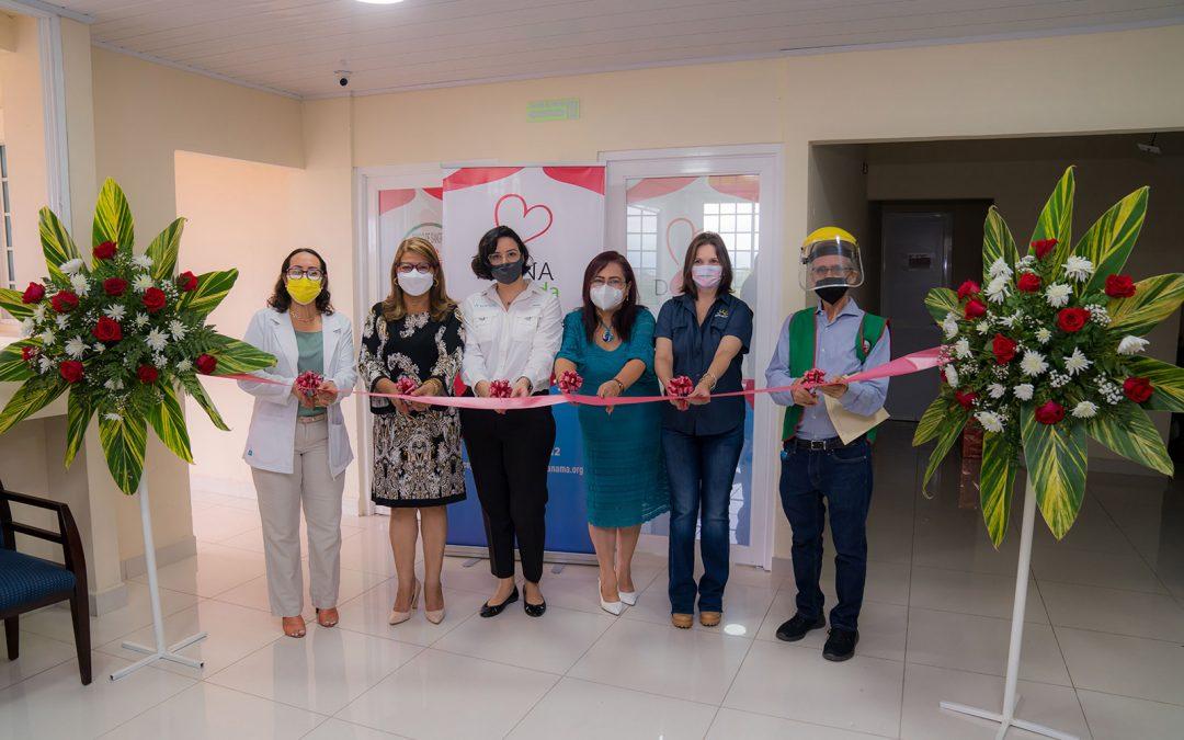 Dona Vida inaugura centro de donación de sangre en Santiago